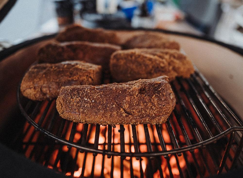 Fleisch zart grillen