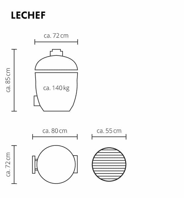 Monolith LeChef
