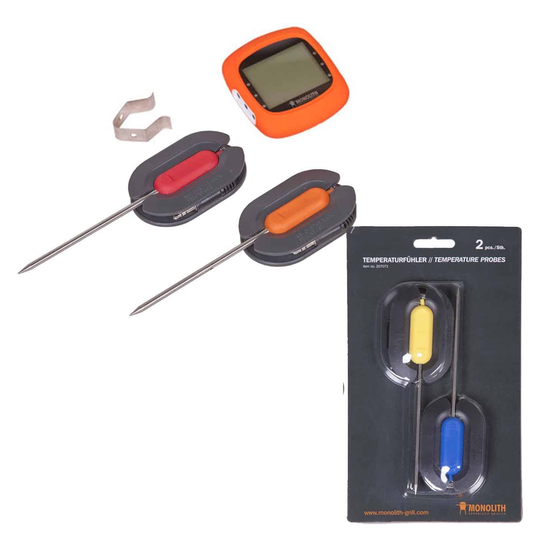 Grill Temperaturmesser