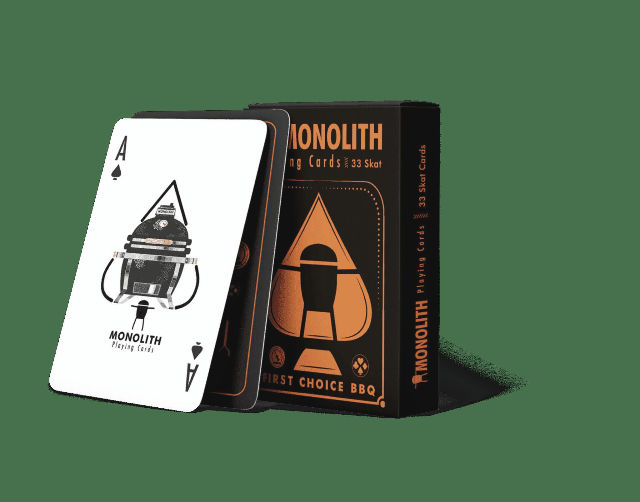 Monolith Grill Kartenspiel