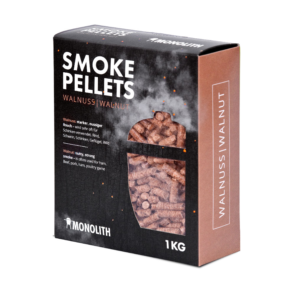 Monolith Smoke Pellets Walnuss