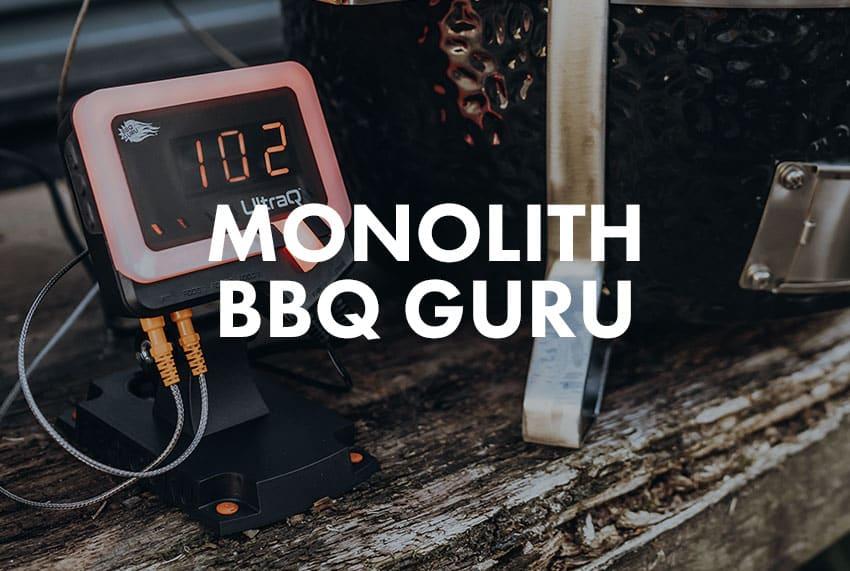 Monolith BBQ Guru
