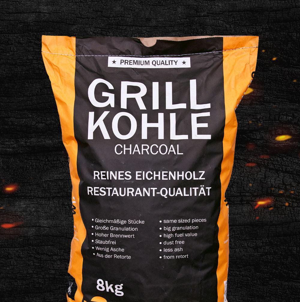 barbecue houtskool