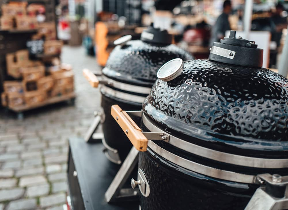 kamado grill