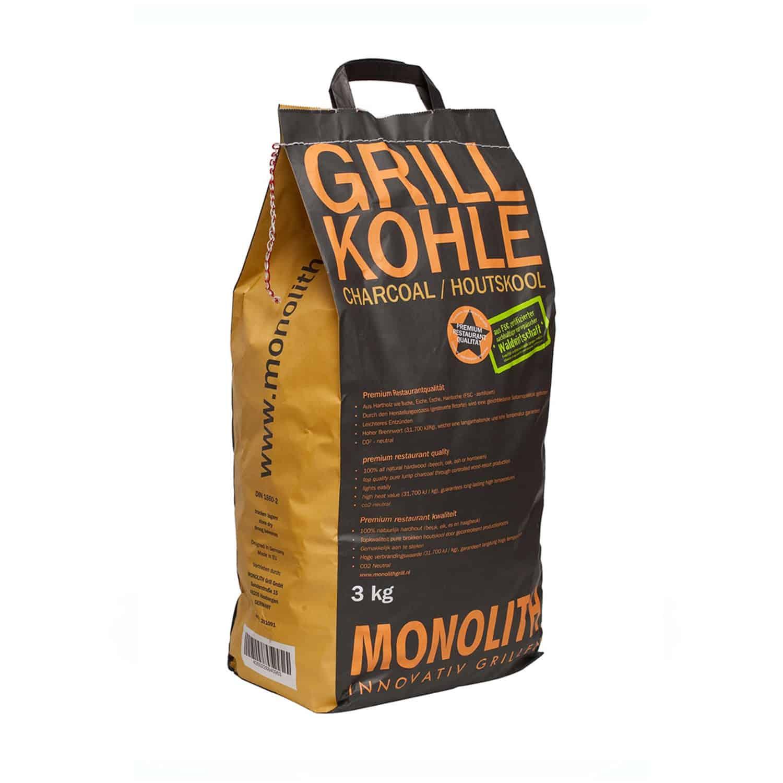 Premium Grillkohle kaufen