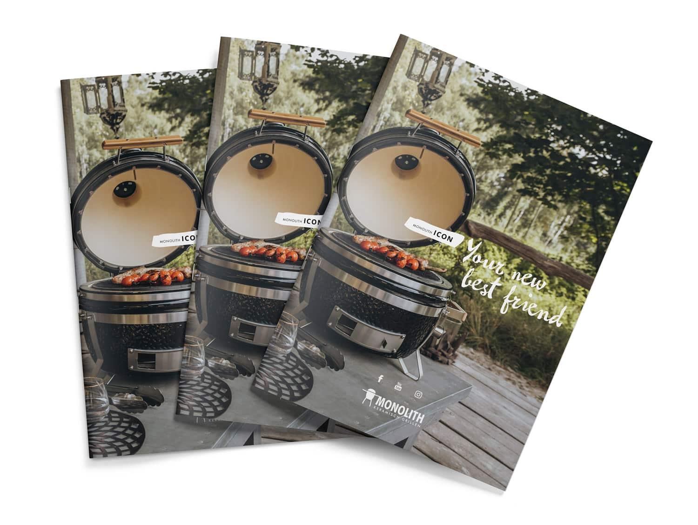 Monolith Grill Katalog