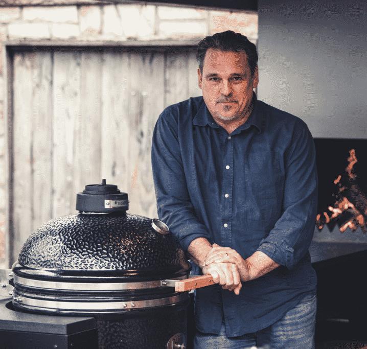 Matthias Otto CEO Monolith Kamado