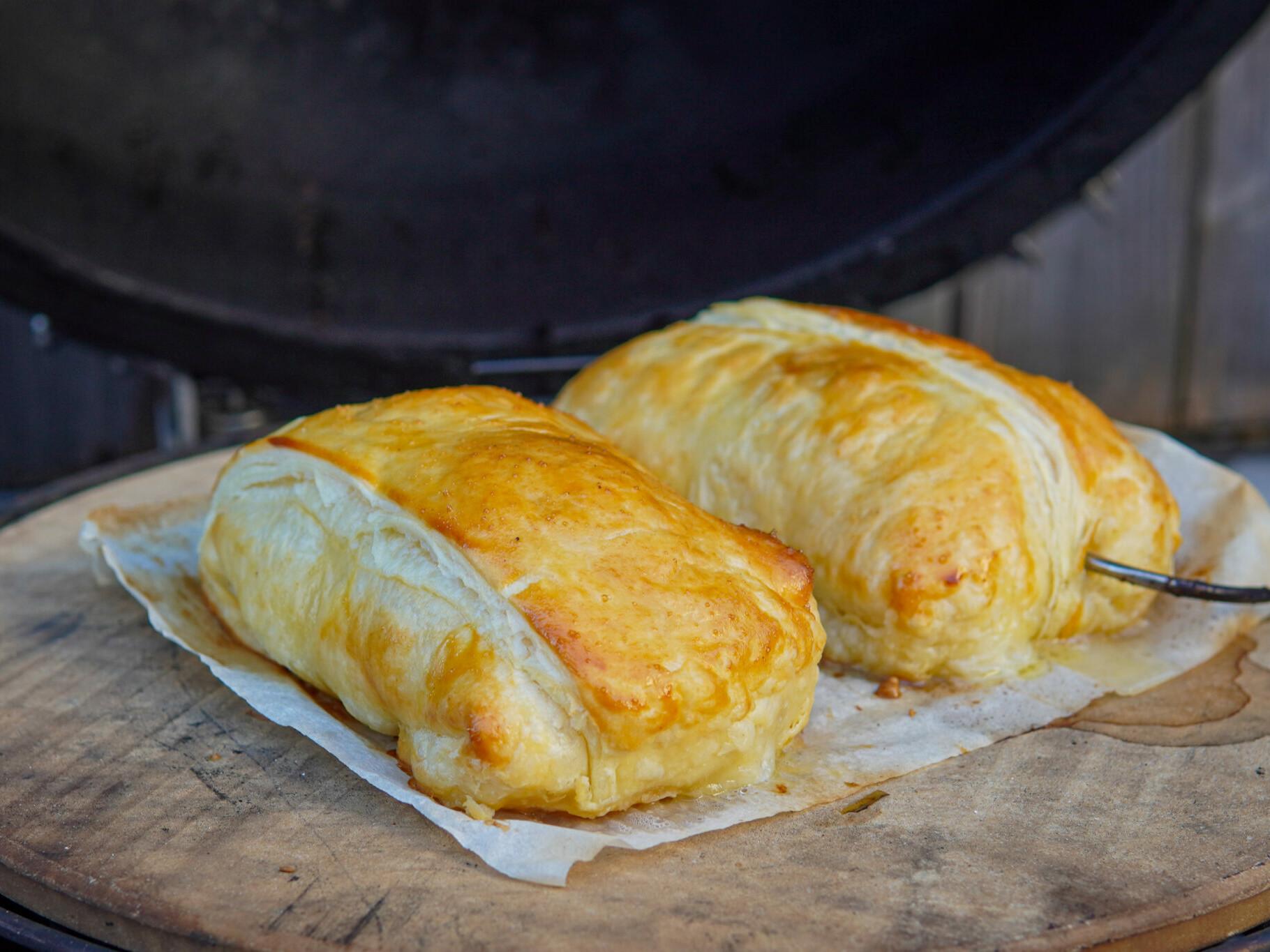 Hähnchenbrust Blätterteig Rezept